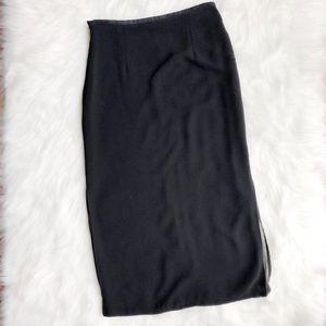 Dresses & Skirts - Long Chiffon Pencil Skirt